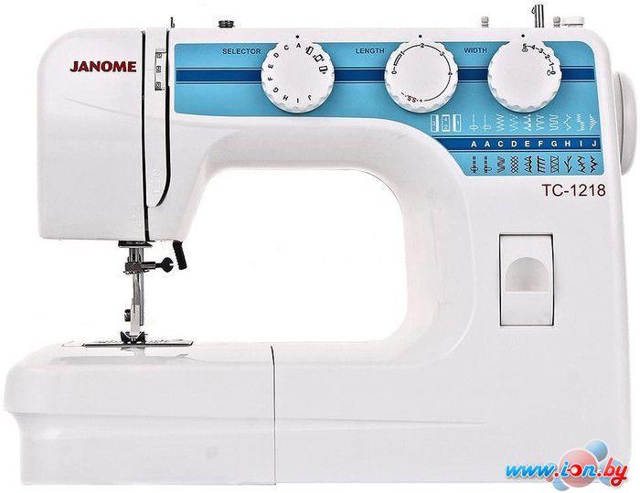 Швейная машина Janome TC 1218 в Могилёве