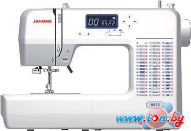Швейная машина Janome 9953 в Могилёве