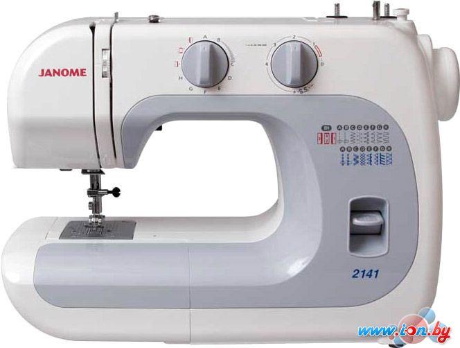 Швейная машина Janome 2141 в Могилёве