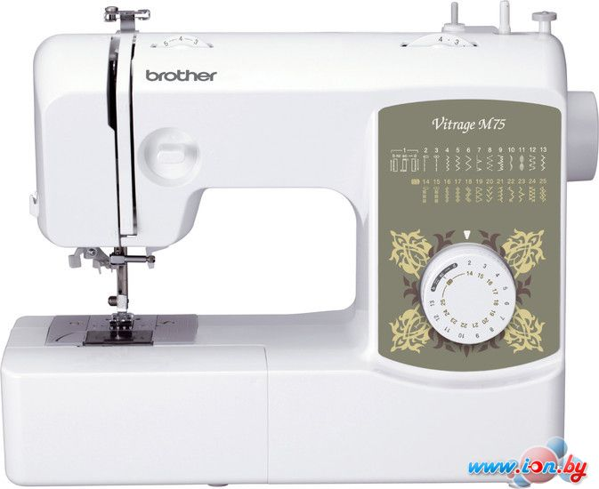 Швейная машина Brother Vitrage M75 в Могилёве
