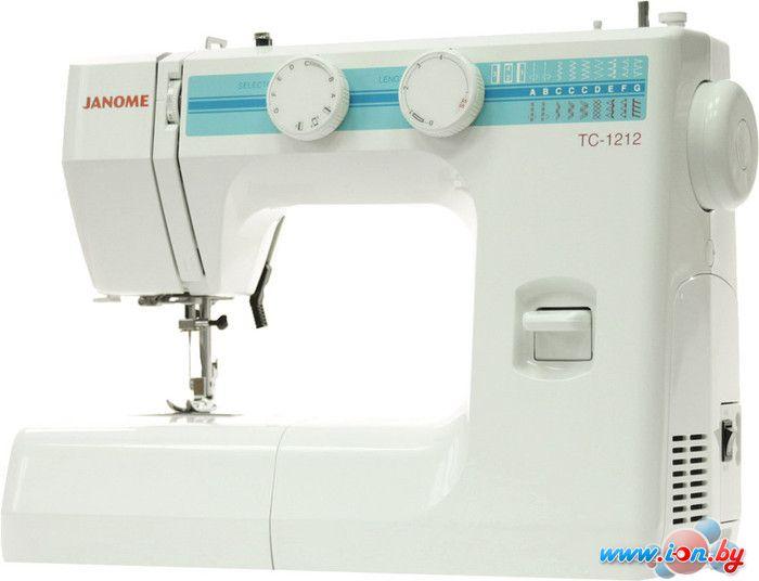 Швейная машина Janome TC-1212 в Могилёве