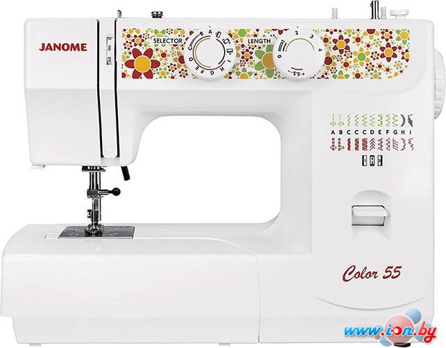 Швейная машина Janome Color 55 в Могилёве
