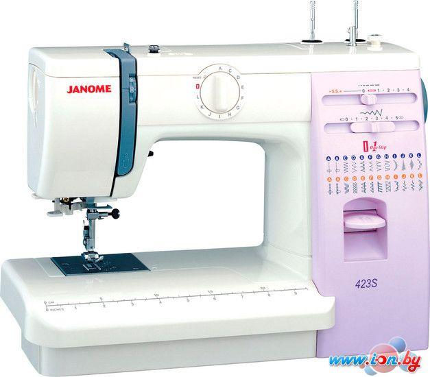 Швейная машина Janome 423S в Могилёве