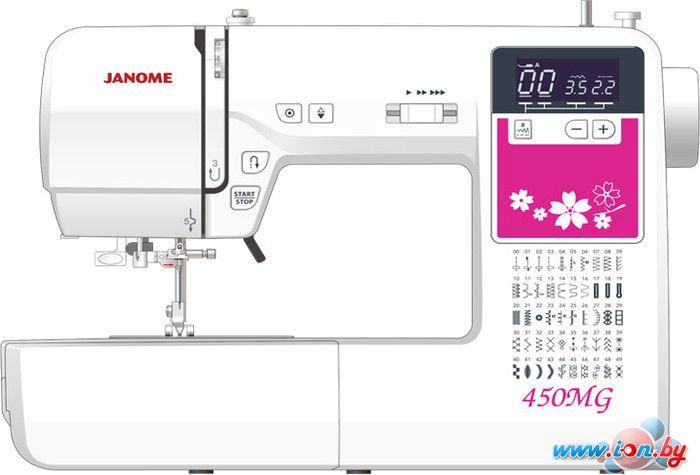 Швейная машина Janome 450MG в Могилёве