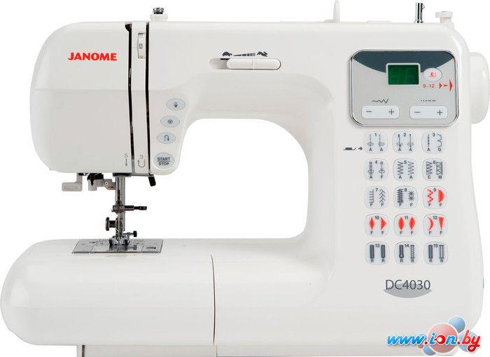 Швейная машина Janome DC 4030 в Могилёве