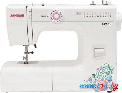Швейная машина Janome LW-10 в Могилёве