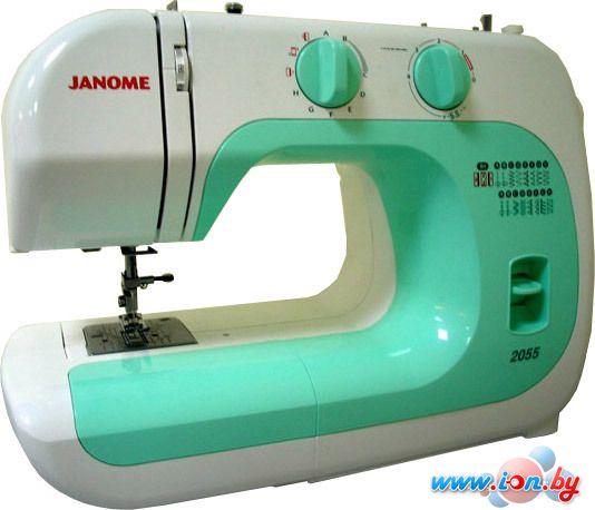 Швейная машина Janome 2055 в Могилёве