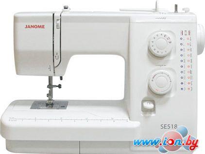 Швейная машина Janome SE 518 в Могилёве