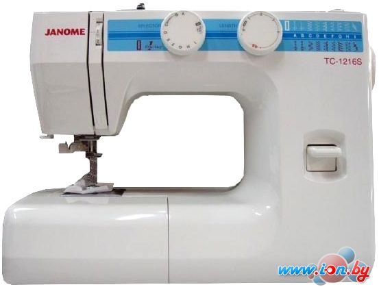 Швейная машина Janome TC 1216s в Могилёве