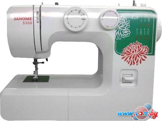 Швейная машина Janome 5500 в Могилёве