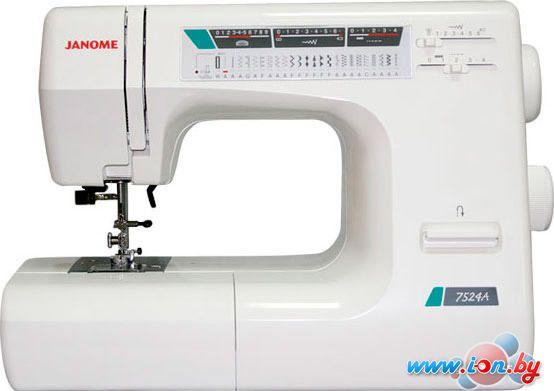 Швейная машина Janome 7524A в Могилёве