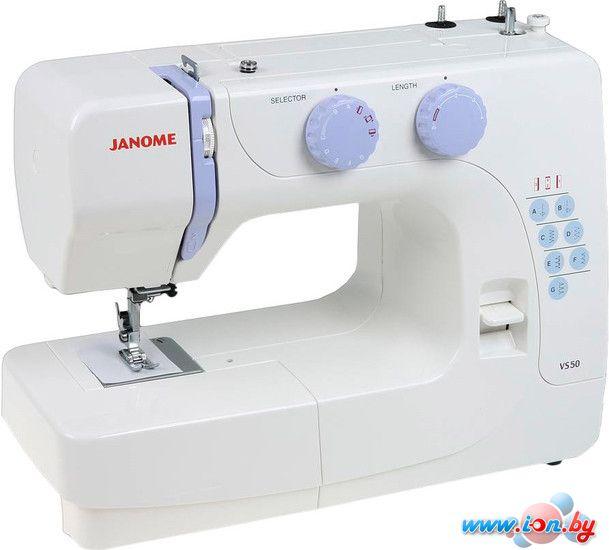 Швейная машина Janome VS 50 в Могилёве