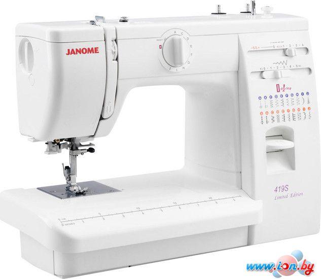 Швейная машина Janome 419S в Могилёве