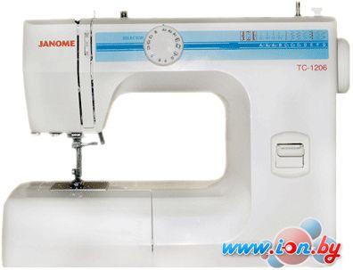 Швейная машина Janome TC-1206 в Могилёве