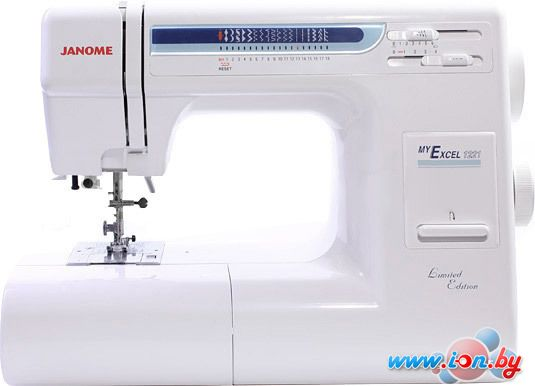Швейная машина Janome My Excel 1221 в Могилёве