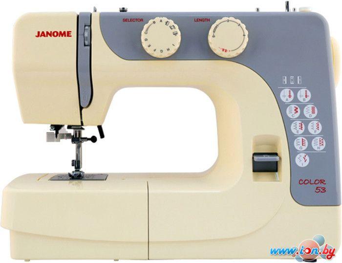 Швейная машина Janome Color 53 в Могилёве