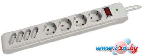 Сетевой фильтр Defender 8 розеток, серый, 3 м (DFS 303) в Могилёве