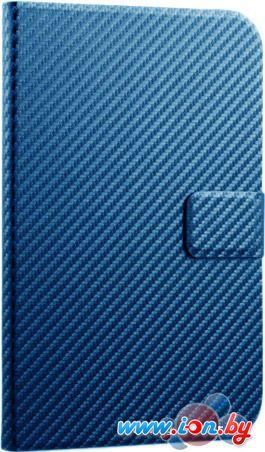 Чехол для планшета Cooler Master Carbon texture for Galaxy Note 8.0 Blue (C-STBF-CTN8-BB) в Могилёве