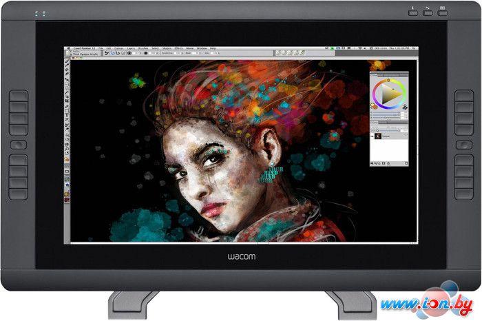 Графический планшет Wacom Cintiq 22HD touch (DTH-2200) в Могилёве