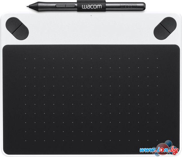 Графический планшет Wacom Intuos Draw White (CTL490DW) в Могилёве