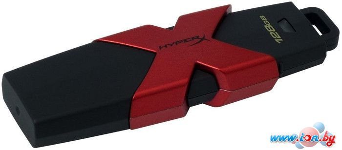 USB Flash Kingston HyperX Savage 128GB [HXS3/128GB] в Могилёве