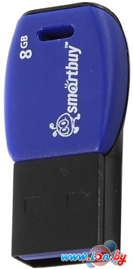 USB Flash Smart Buy Cobra Dark Blue 8GB [SB8GBCR-Db] в Могилёве
