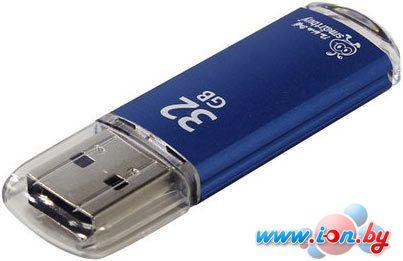 USB Flash Smart Buy V-Cut 32GB (голубой) [SB32GBVC-B] в Могилёве