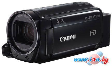 Видеокамера Canon LEGRIA HF R706 (черный) в Могилёве