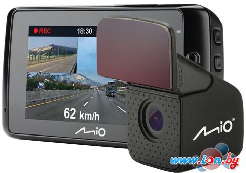 Автомобильный видеорегистратор Mio MiVue 698 Dual в Могилёве