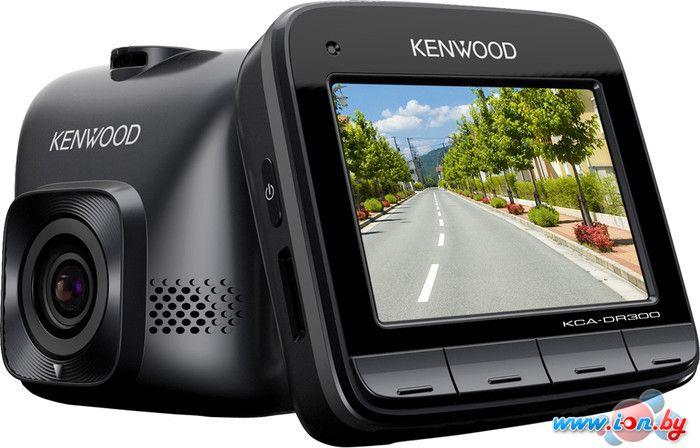 Автомобильный видеорегистратор Kenwood KCA-DR300 в Могилёве