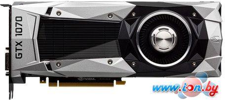 Видеокарта ASUS GeForce GTX 1070 8GB GDDR5 [GTX1070-8G] в Могилёве