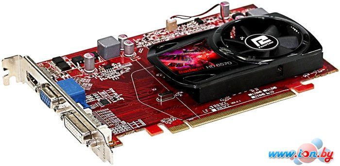 Видеокарта PowerColor HD 6570 1024MB DDR3 (AX6570 1GBD3-HE) в Могилёве