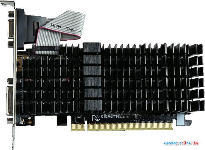 Видеокарта Gigabyte GeForce GT 710 1GB GDDR3 [GV-N710SL-1GL] в Могилёве