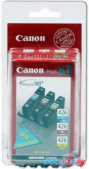 Картридж для принтера Canon CLI-426 C/M/Y Multipack в Могилёве