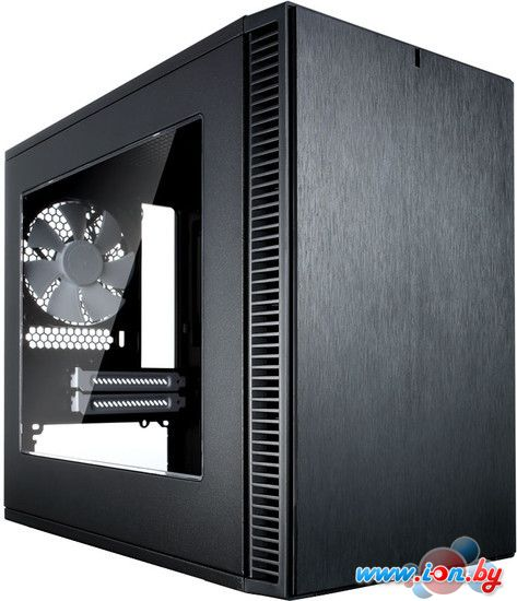 Корпус Fractal Design Define Nano S с окном [FD-CA-DEF-NANO-S-BK-W] в Могилёве