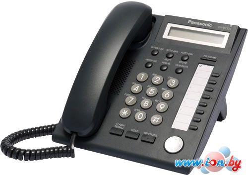 Проводной телефон Panasonic KX-DT321 Black в Могилёве