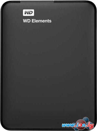 Внешний жесткий диск WD Elements Portable 3TB [WDBU6Y0030BBK] в Могилёве