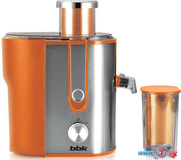 Соковыжималка BBK JC060-H02 (оранжевый/серебро) в Гродно