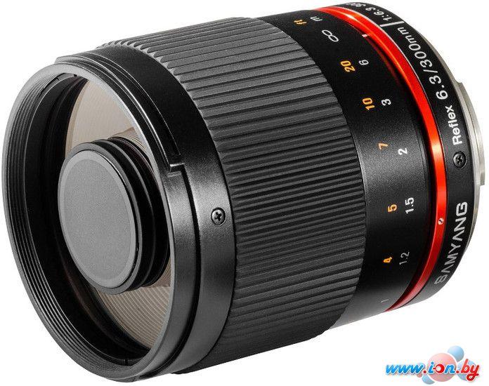 Объектив Samyang Reflex 300mm f/6.3 ED UMC CS для Canon EF в Могилёве