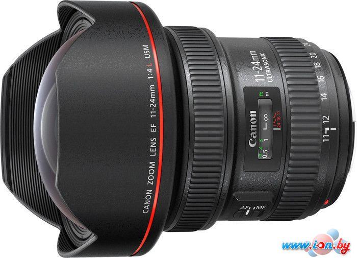 Объектив Canon EF 11-24mm f/4L USM в Могилёве