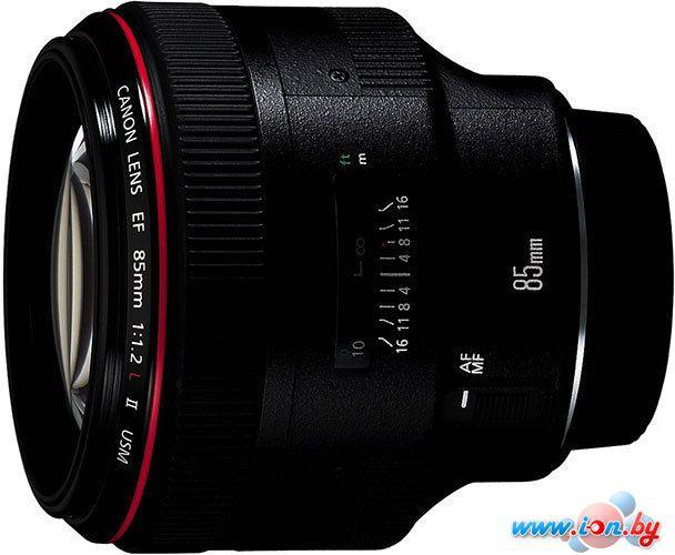 Объектив Canon EF 85mm f/1.2L II USM в Могилёве