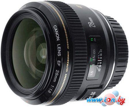 Объектив Canon EF 28mm f/1.8 USM в Могилёве