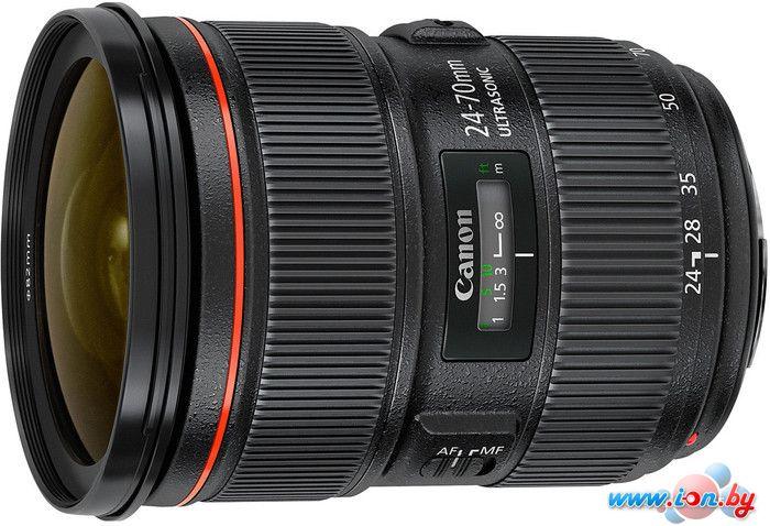 Объектив Canon EF 24-70mm f/2.8L II USM в Могилёве