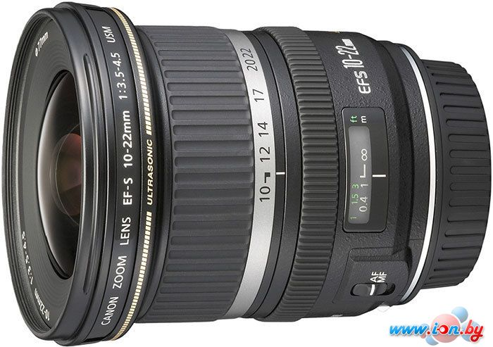 Объектив Canon EF-S 10-22mm f/3.5-4.5 USM в Могилёве