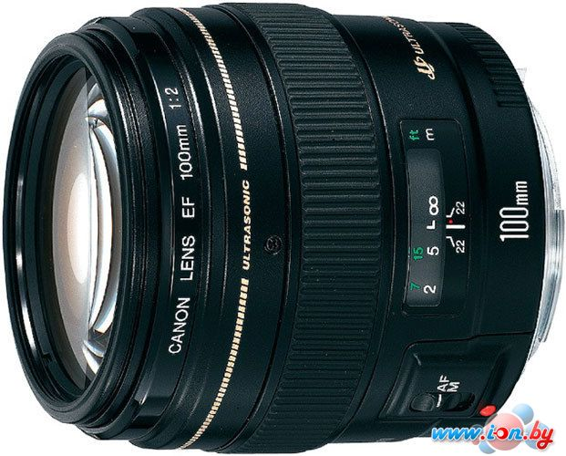 Объектив Canon EF 100mm f/2 USM в Могилёве