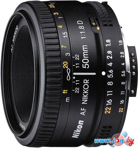 Объектив Nikon AF Nikkor 50mm f/1.8D в Могилёве