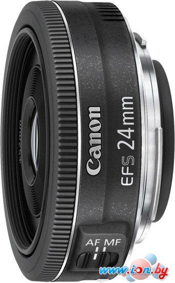 Объектив Canon EF-S 24mm f/2.8 STM в Могилёве