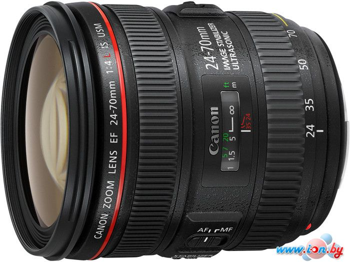 Объектив Canon EF 24-70mm f/4L IS USM в Могилёве