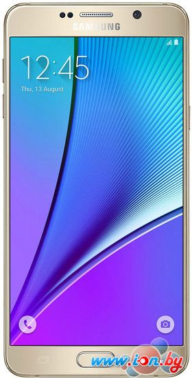 Смартфон Samsung Galaxy Note 5 64GB Gold Platinum [N920C] в Могилёве