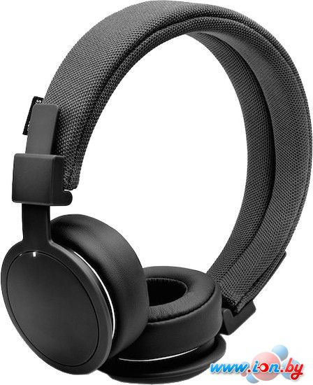Наушники с микрофоном Urbanears Plattan Adv Wireless Black в Могилёве